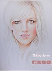 Britney Spears by Zombieyue