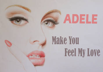Adele by Zombieyue