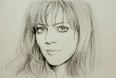 Alexis Bledel by Zombieyue