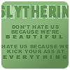 Slytherin by Mazza-909