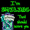 Smiling slytherins ?? by Mazza-909