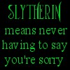 Slytherin means... by Mazza-909