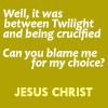 Jesus and twilight by Mazza-909