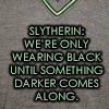 Slytherin Wearing by Mazza-909