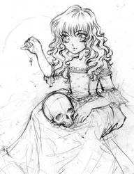 Claudia, Devil Child by iStrawberrehGal