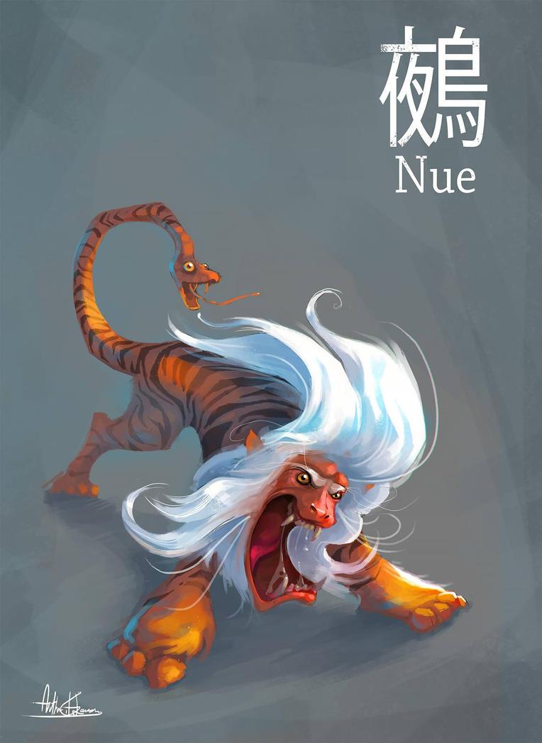 Nue by Comlockj