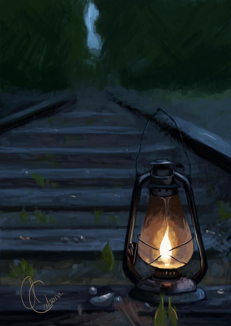 Lantern 02 by snowfake