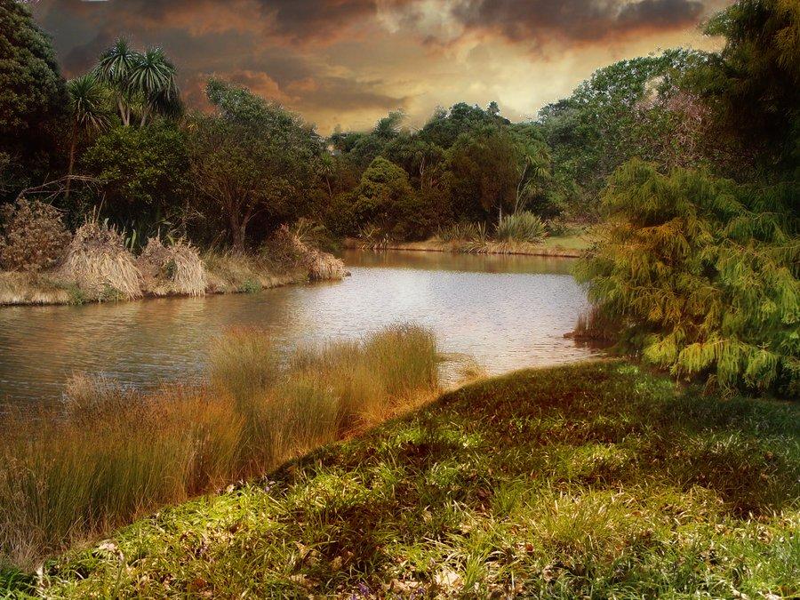 premade lake by Ka-Kind