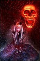the spider skull by Ka-Kind