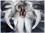 fractal angel