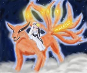 Naruto Hinata - Just Married