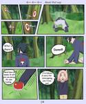 Sasuke Sakura Doujin - Lost Memories Page 04