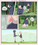 Sasuke Sakura Doujin - Lost Memories Page 05