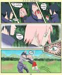 Sasuke Sakura Doujin - Lost Memories Page 06
