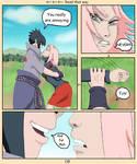 Sasuke Sakura Doujin - Lost Memories Page 08