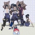 Sasuke B-Day