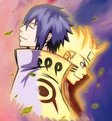 Naruto Sasuke - Sasuke's Answer by SupremeDarkQueen