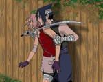 Sasuke Sakura - At his Mercy