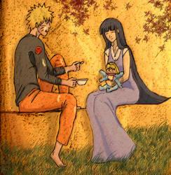 Naruto Hinata - Feeding Issues
