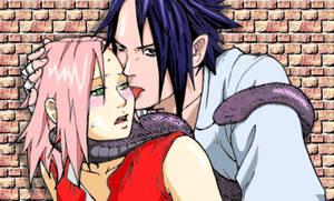 Sasuke Sakura  - Snake Charmer