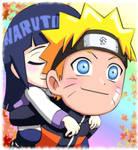Naruto Hinata - Piggy Back