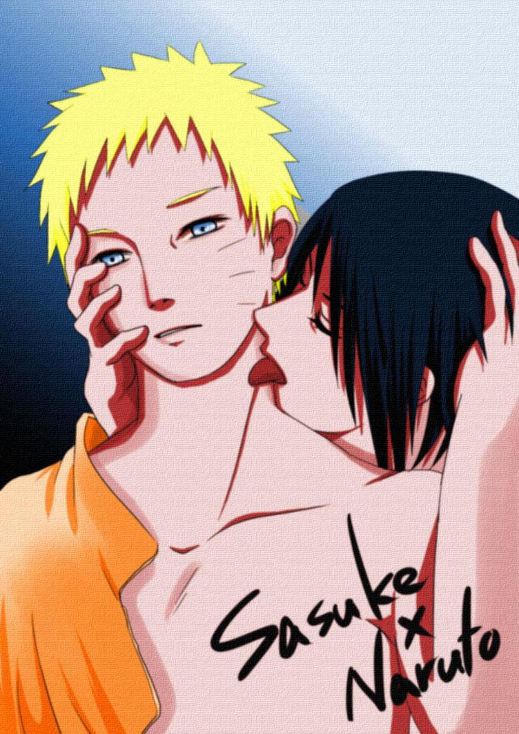 Sasuke Naruto - X by SupremeDarkQueen
