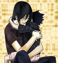 Sasuke Itachi - You're Safe