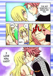 Fairy Tail Chapter 545 - True Nalu Ending