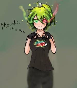 Mountain Dew-chan