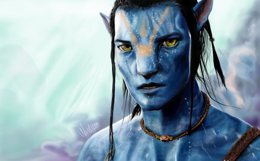 Jake Sully Avatar By Martyisi On Deviantart