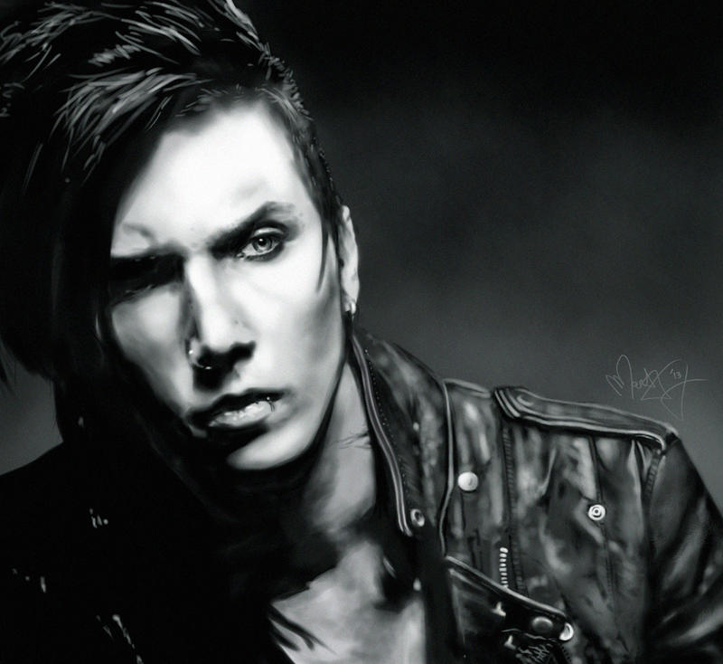 Andy BVB by MartyIsi