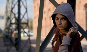 Kat (DmC: Devil May Cry) cosplay