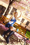 Lucy Heartfilia (Fairy Tail) cosplay by MartyCos-Art