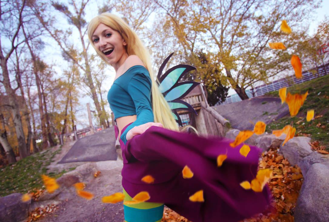 Cornelia Hale (W.I.T.C.H.) cosplay