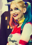 Harley Quinn (Suicide Squad) cosplay by MartyCos-Art