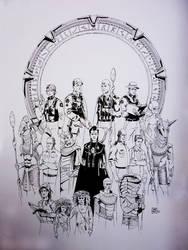 Stargate by VariTomi