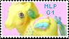 MLP G1 stamp by Furbymagic