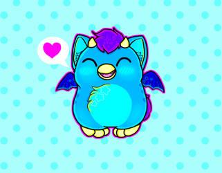 happy furb by Furbymagic