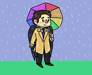 rain by Furbymagic