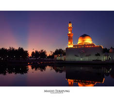 Masjid Terapung - 2nd take by an-urb