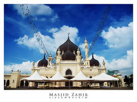 Masjid Zahir by an-urb