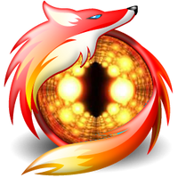 firefox and the EYE of Sauron by 0dd0ne