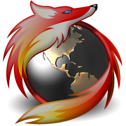 Firefox Dark by 0dd0ne