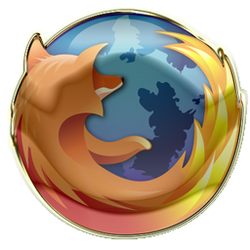 Firefox Metal by 0dd0ne