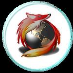 Firefox Dark Glass