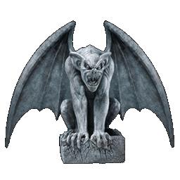 Gargoyle by 0dd0ne on deviantart for Definition art gothique