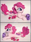 Pinkie Pie mermaid plush