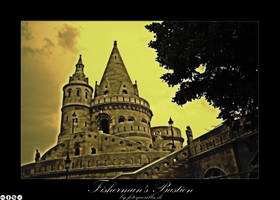 Fisherman's Bastion by fotoguerilla