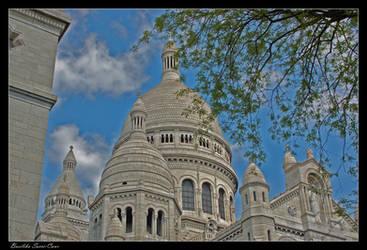 Basilika Sacre Coeur by fotoguerilla