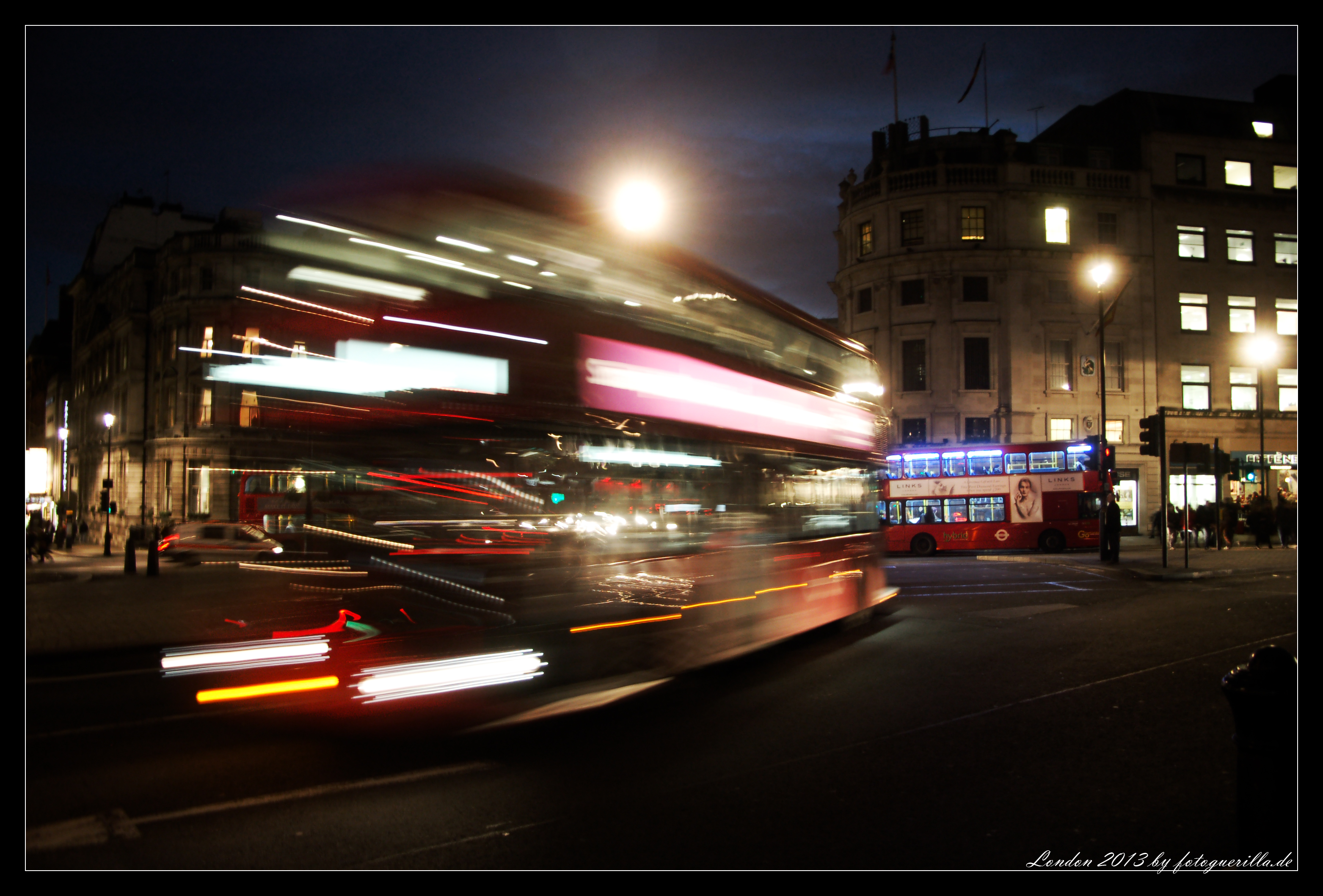 Speedbus by fotoguerilla